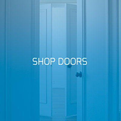 Shop Doors from Mouldings Inc.