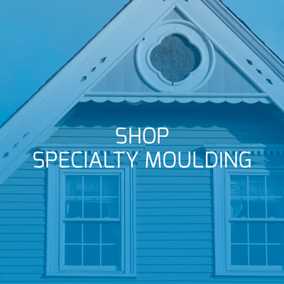 Shop specialty moulding from Mouldings Inc