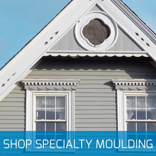 Shop Specialty Mouldings