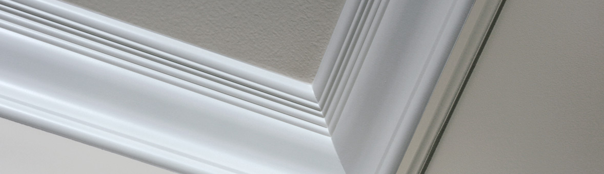 Transform a room with moulding